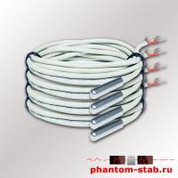 Комплект герметичных датчиков в гильзе 25мм для ИРТ-4К